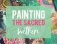 Episode 8: Painting With Power Symbols :: Incorporating Geometrics