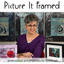 Picture It Framed: profession presentations for fiber art