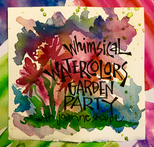 WHIMSICAL WATERCOLORS: Garden Party