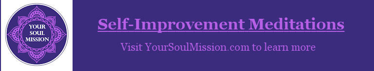 Self-Improvement Meditations