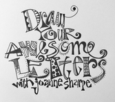 DRAW AWESOME LETTERS