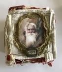 Santa handmade book