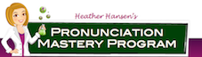 Pronunciation Mastery Program - Mar 2018