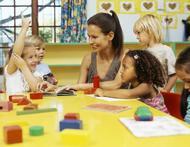 CDA Credentialing Program Preschoolers Module 1