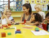 CDA Credentialing Program Preschoolers Module 4