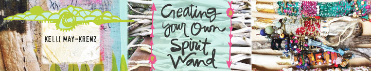 Creating your own spirit wands