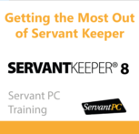 Getting the Most out of Servant Keeper 8 Training