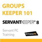 Servant Keeper 8 Groups Keeper Training