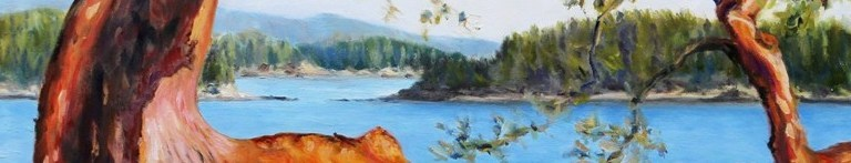 The BIG One in Oils - Masterclass with Terrill Welch Sept 2019