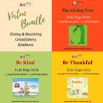 Virtue Bundle - 3 Kids Yoga Units