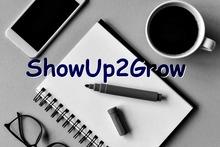 ShowUp2Grow - April 2019