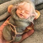 SculptBoxes: Swaddled Fairy