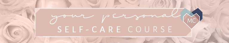 Your Personal Self-Care Course