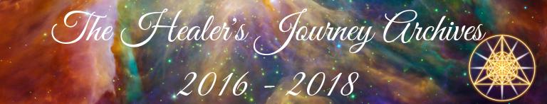 Healer's Journey Webinar Series 2016-18