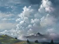 Digital Landscape Essentials, P2 - Constable Clouds