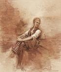 Painting The Women of Daniel Ridgeway Knight