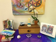 Expressive Arts Intention Setting