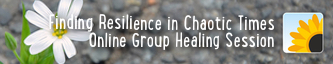 Finding Resilience in Chaotic Times - Online Group Healing Session