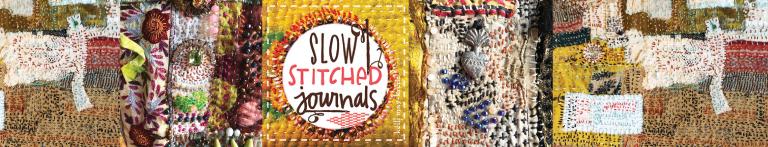Slow Stitched Journals