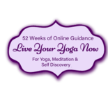 Live Your Yoga Now Self-Discovery Online 2020