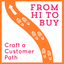 From Hi to Buy: Craft a Customer Path