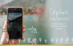 Capture The Magic: iphone photo course (SELF-GUIDED)