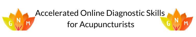 Accelerated Online Diagnostic Skills for Acupuncturists