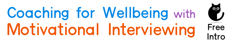 Free Intro to Coaching For Wellbeing With Motivational Interviewing