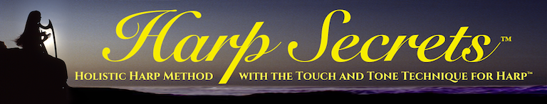 The Foundations of the Touch & Tone Technique for Harp™