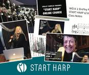 Shelley Fairplay FREE START HARP IMMERSION – 'Spring Tide of Hope' and 'Growing the Future'