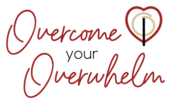 'Overcome your Overwhelm' Stress Relief Coaching Program