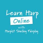 Monthly Dynamic Harps Virtual Harp Ensemble with Shelley Fairplay