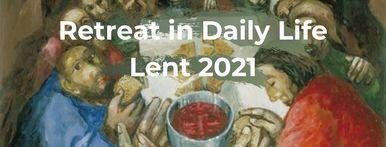 Anam Cara Retreat in Daily Life: Lent