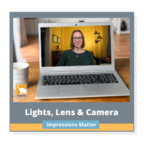 Lights, Lens, and Camera!