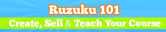 Ruzuku 101: Create Your Course