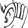 Listening ear clipart clipart panda free clipart images qsnb2z clipart