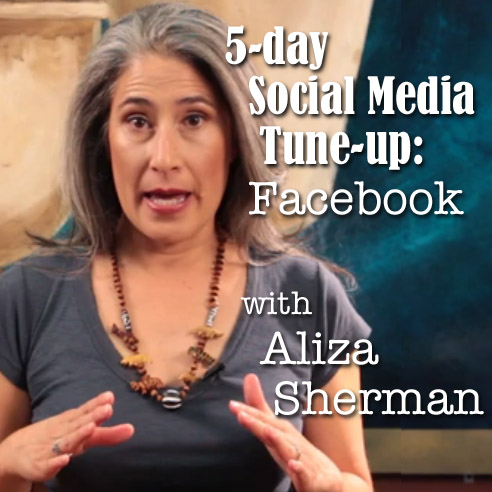 Sign Up for 5 Day Social Media Tune Up: Facebook
