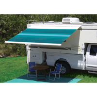 GL Wall Mounted Camper Shell Awning RV Motorhome Freedom Wall Mount Bordeaux (8'-5) at Sears.com