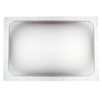 """GL RV Motorhome Trailer Skylight, 14"""" X 22"""", White- Replaces Most Models- w Sealant at Sears.com"""