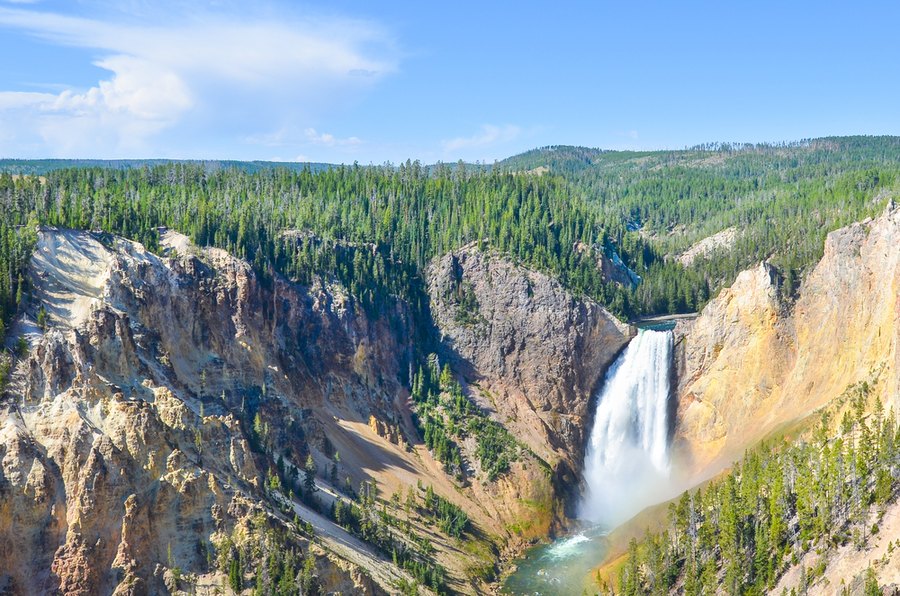 Cheap RV Rentals In The Yellowstone Park Area