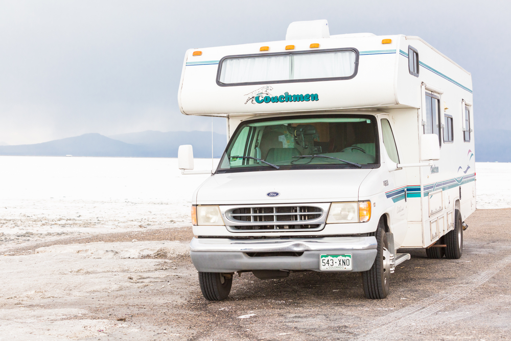 RV Rental Cost Per Day In The USA
