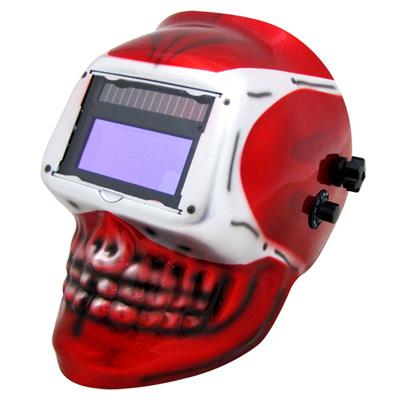 GL Welding Helmet Skull Design Style Solar Auto Darkening Lens Welder Mask at Sears.com