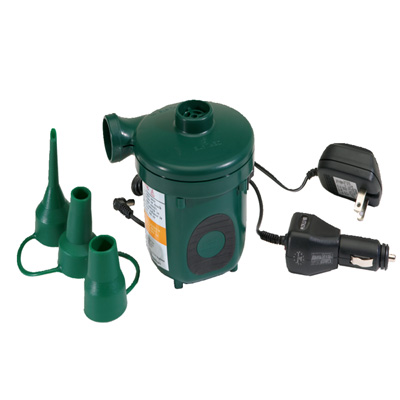 GL 12 Volt Rechargeable Two Way Portable Air Pump 12v Air Pump 12 Volt Air Bed Pump (Air Adapters Inclu at Sears.com