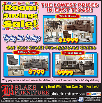 Store Flyers Blake Furniture