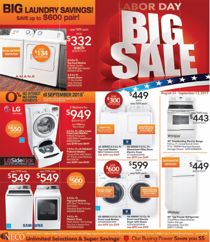 store flyers stohrer s appliance