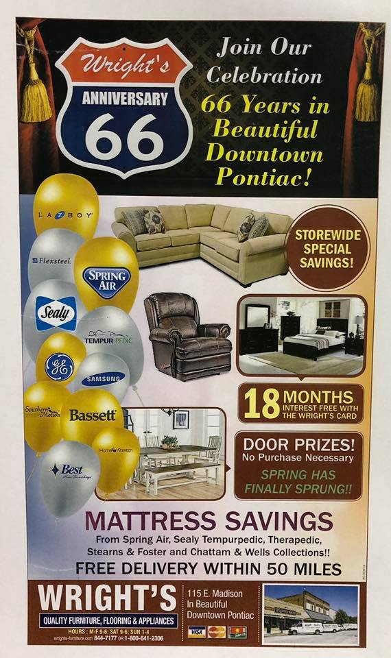 Store Flyers Wright S Furniture