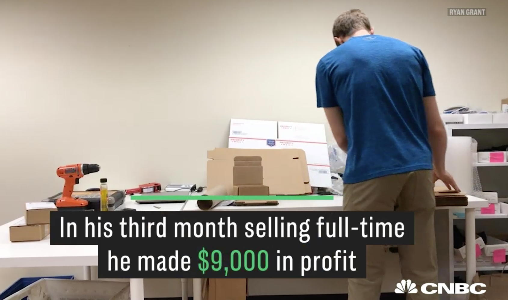 $9k a month in profit after 3 months of selling on Amazon