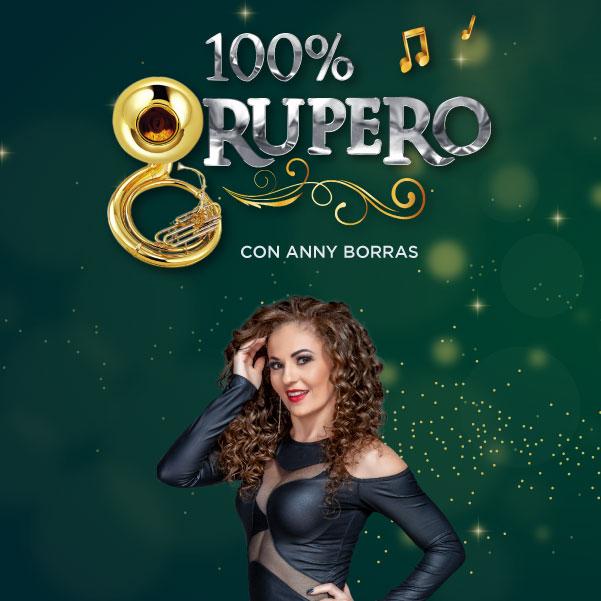 100% Grupero con Anny Borras