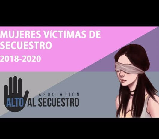 DE 2018 A ENERO DE 2020, 828 MUJERES FUERON SECUESTRADAS EN MÉXICO