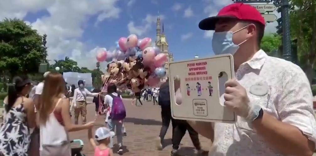 VIDEO: DISNEYLAND HONG KONG REINICIA ACTIVIDADES TRAS COVID-19